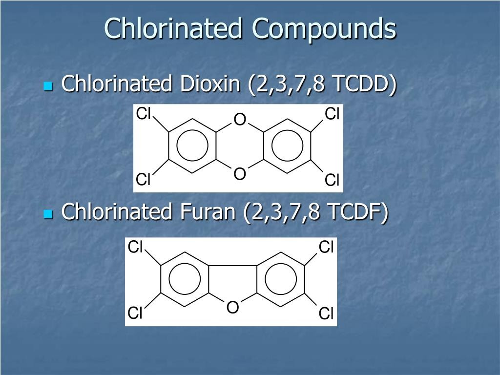 Chlorinated Compounds