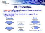 24 1 transistors
