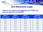 24 2 electronic logic34