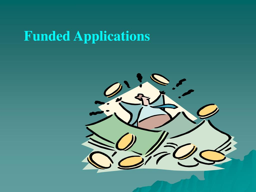 Funded Applications