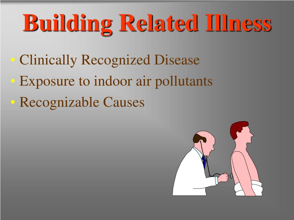 Building Related Illness