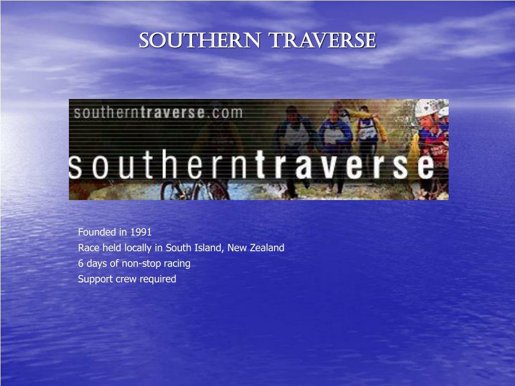 Southern Traverse