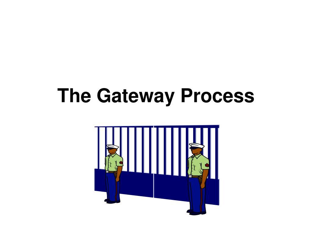 The Gateway Process