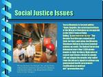 social justice issues20