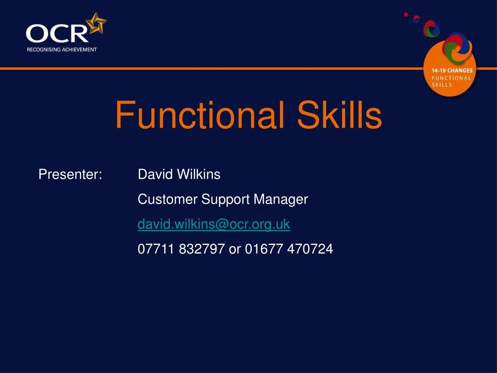 functional skills Literacy: functional skills english, follow and understand, plan, compose and draft, identify main points and detail, rw/l12, use reading strategies, engage in discussion.