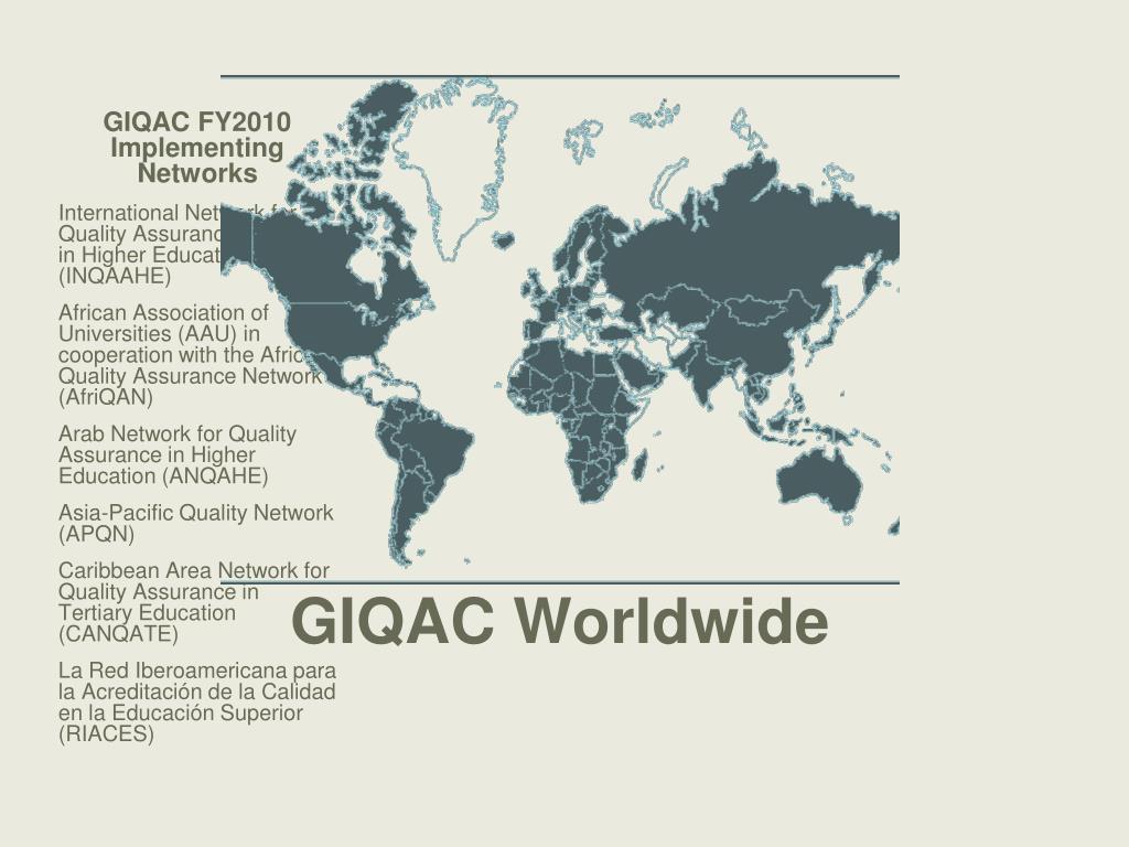 GIQAC Worldwide