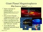 giant planet magnetospheres5