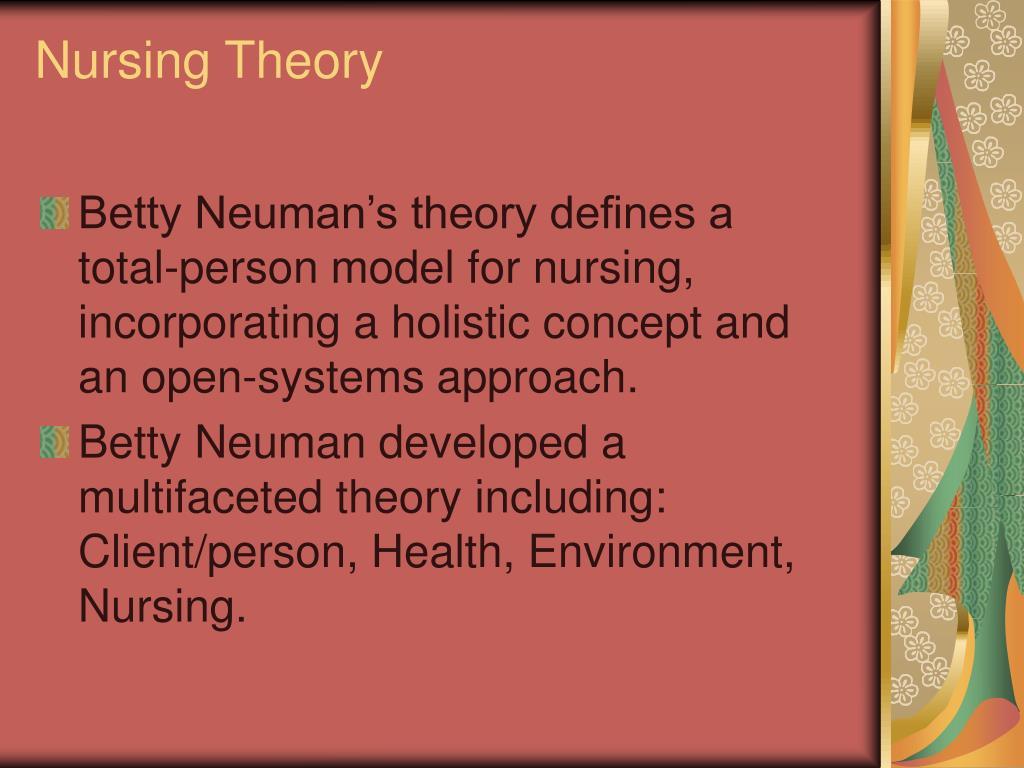 nursing theorist