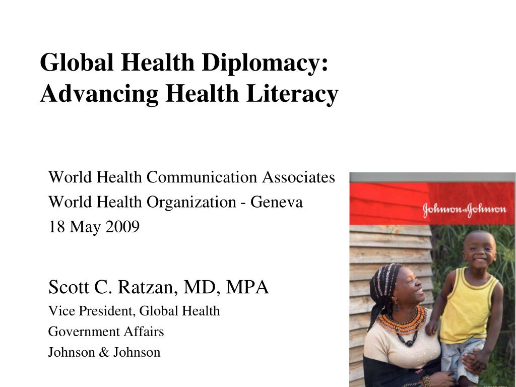 Global Health Diplomacy: