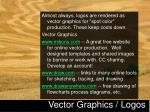 vector graphics logos