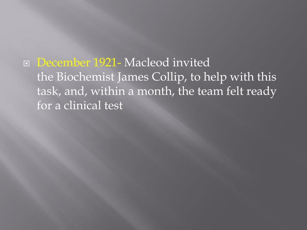 December 1921-