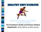 healthy diet exercise25
