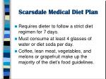 scarsdale medical diet plan