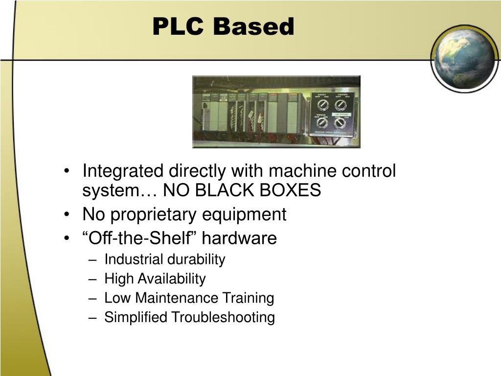 PLC Based