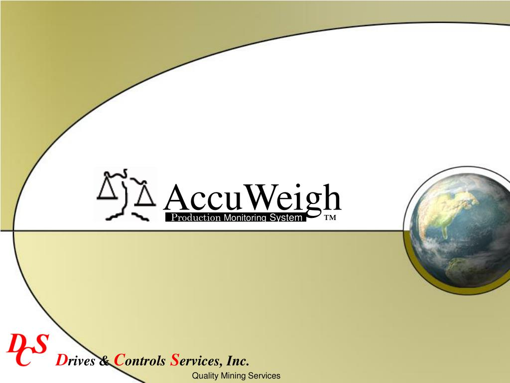 AccuWeigh