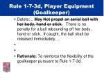 rule 1 7 3d player equipment goalkeeper18