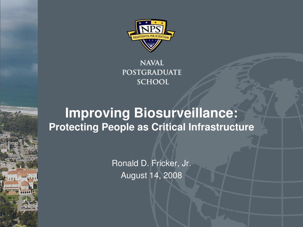 Improving Biosurveillance: