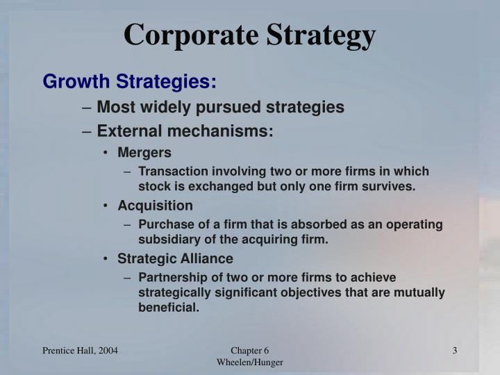 corporate strategy 2 essay Corporate strategies may pertain to different aspects of a firm, yet the strategies that most organizations use are cost leadership and product differentiation cost leadership is a strategy that organizations implement by providing their products and services as low as consumers are willing to.