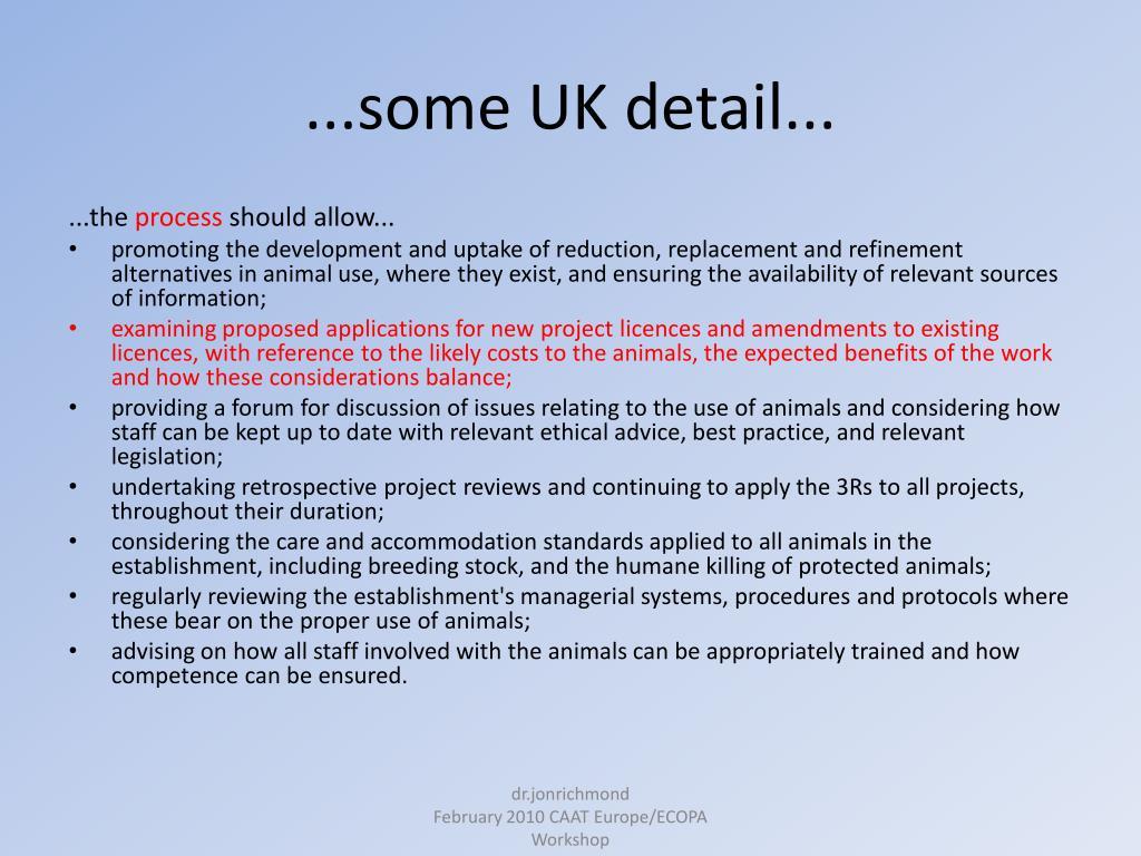 ...some UK detail...