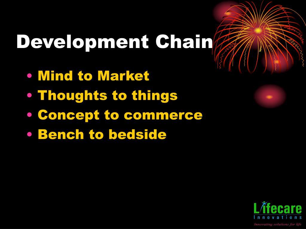 Development Chain