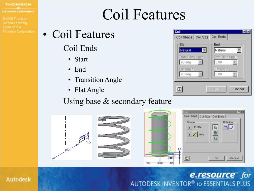 Coil Features