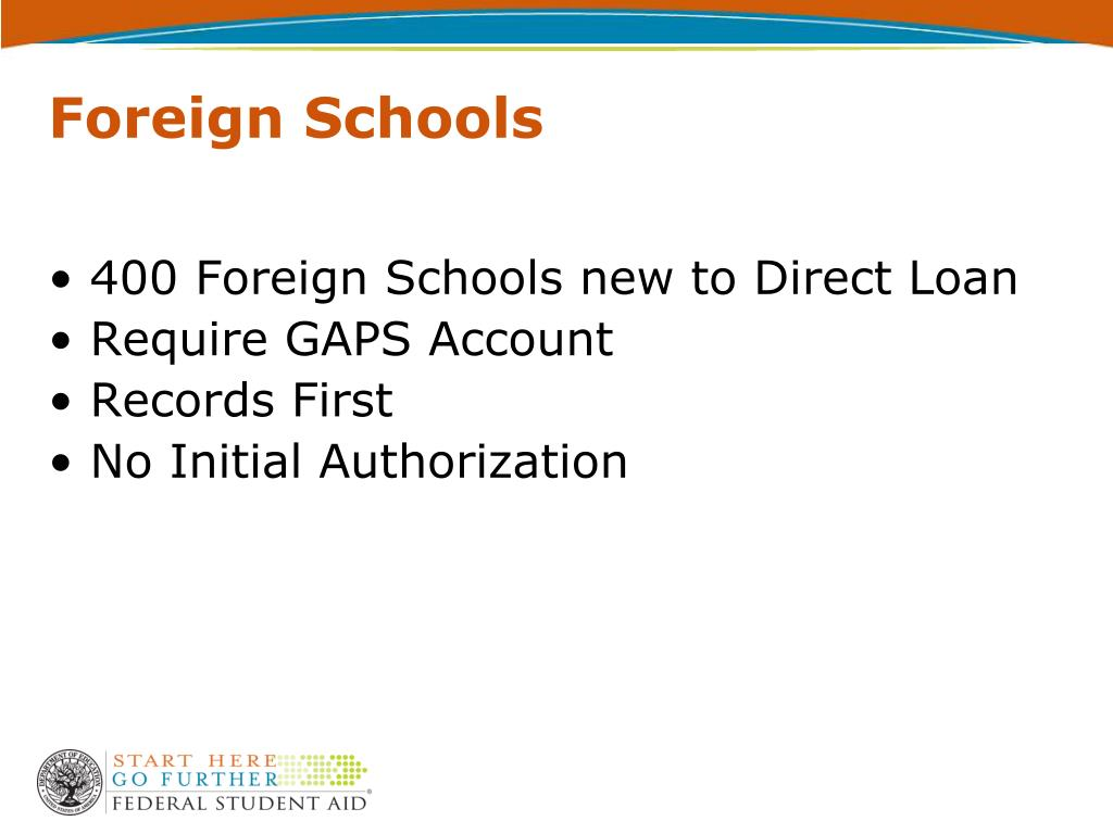 Foreign Schools