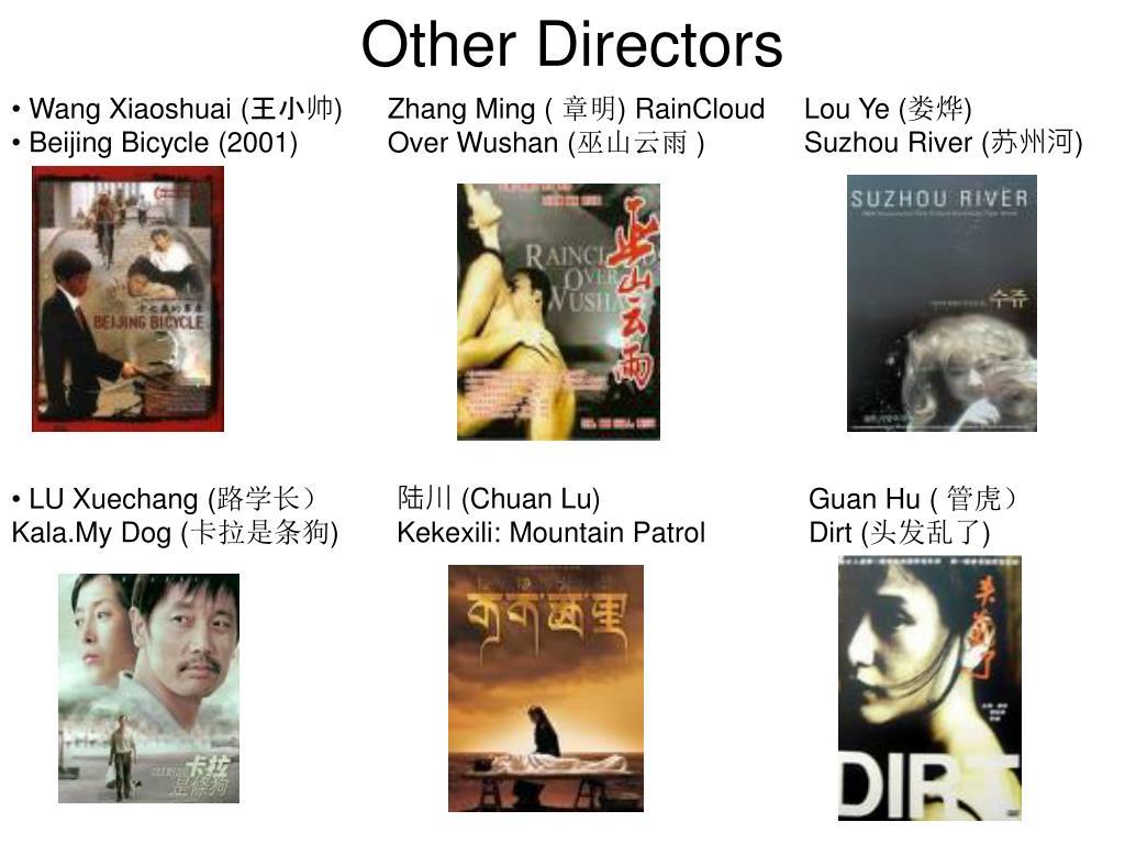 Other Directors