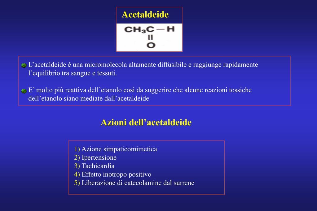 Acetaldeide