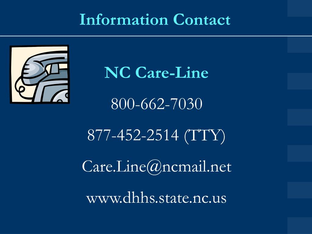 Information Contact