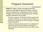 program outcomes7