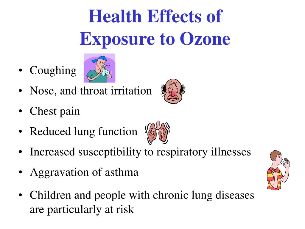 Health Effects of