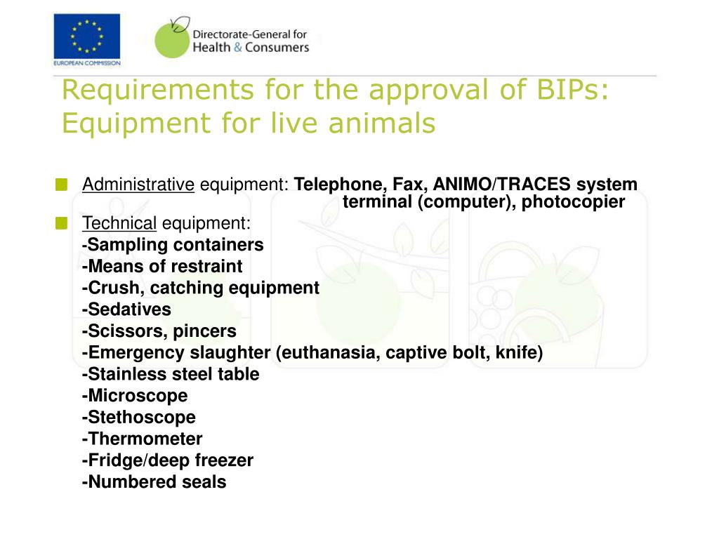 Requirements for the approval of BIPs: