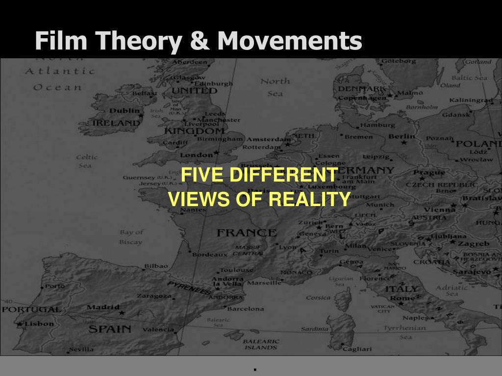 Film Theory & Movements