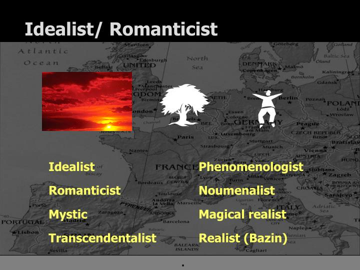 Idealist romanticist