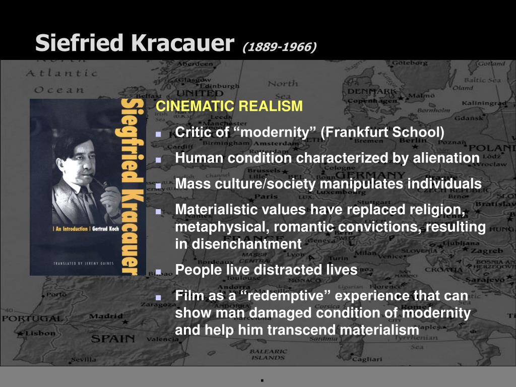 Siefried Kracauer