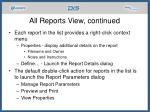 all reports view continued17