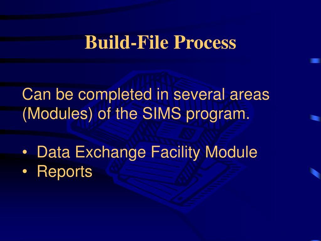 Build-File Process