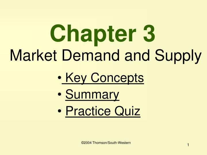 chapter 3 market demand and supply n.