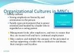 organizational cultures in mncs15