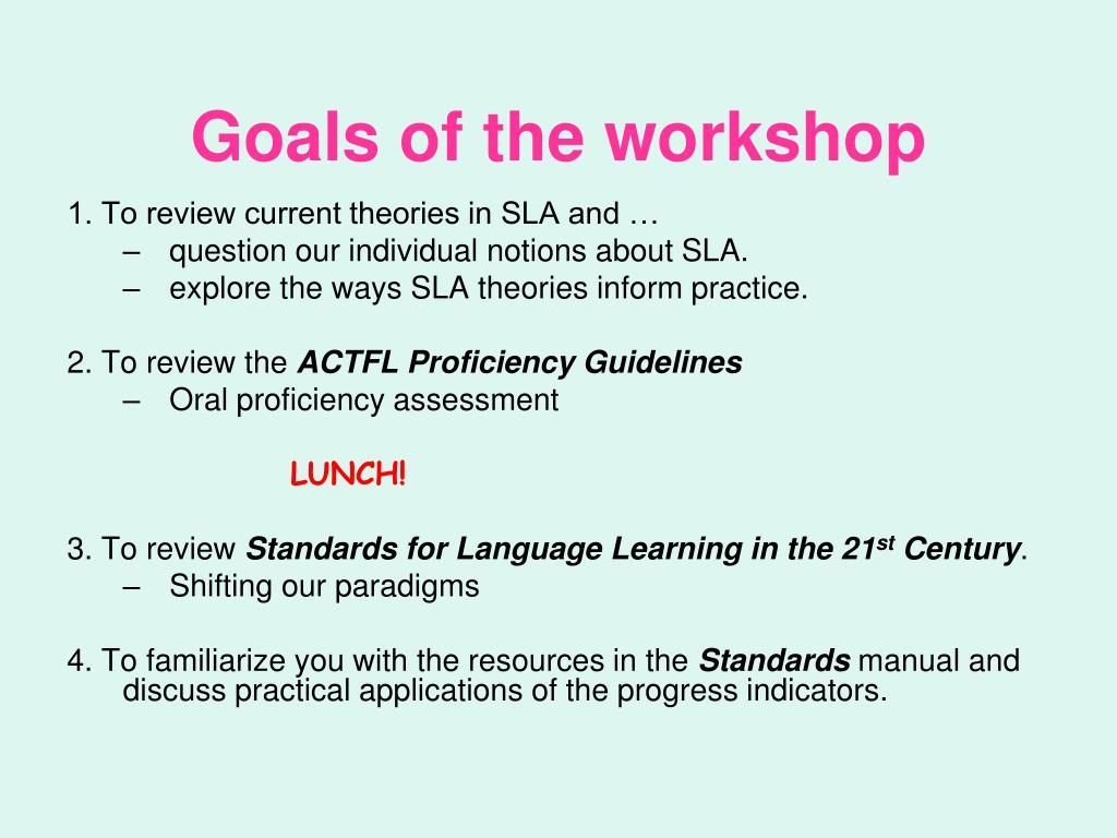 PPT - SLA Theories, FL Teaching, and Assessment: (Dis