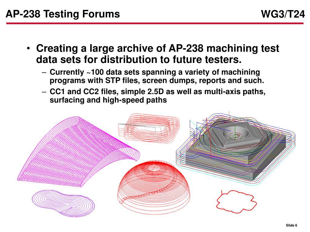 AP-238 Testing Forums