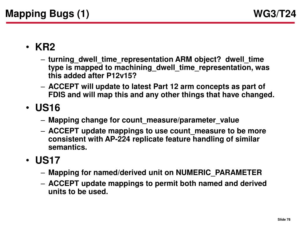 Mapping Bugs (1)