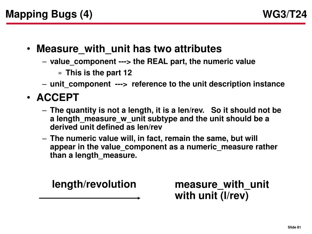 Mapping Bugs (4)