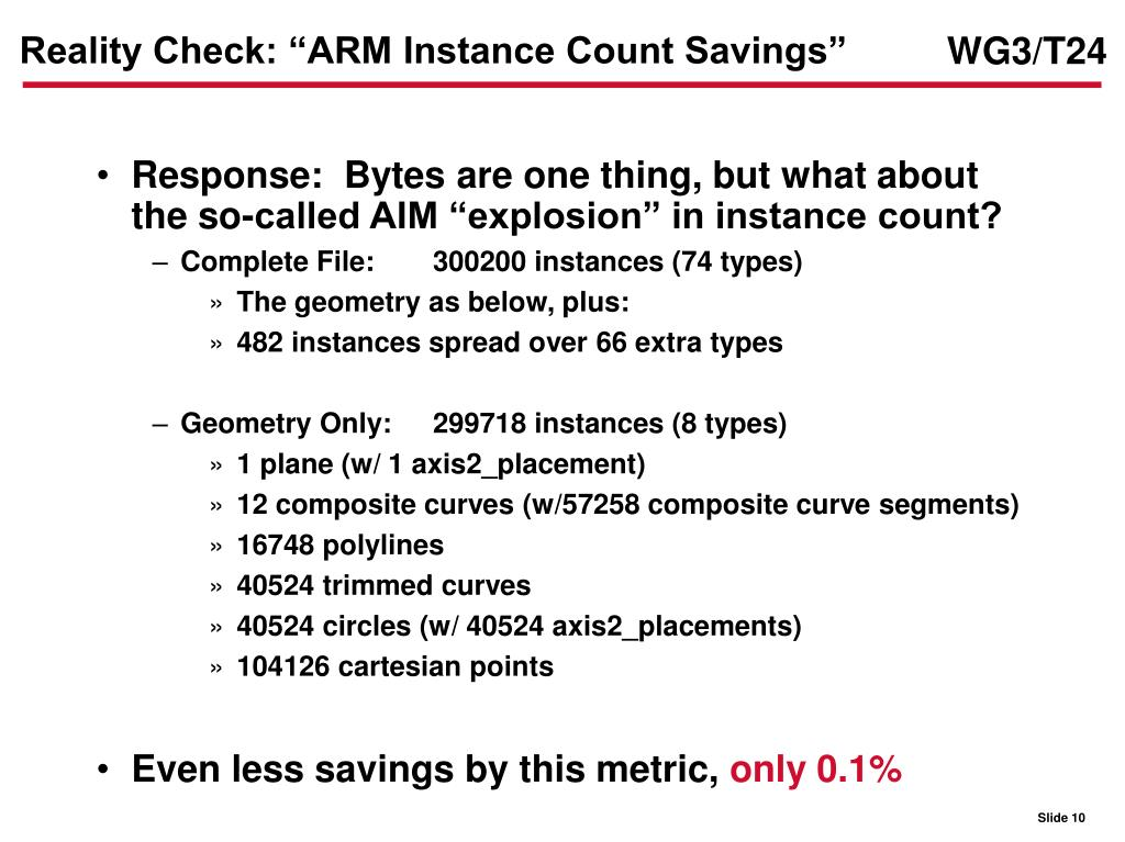 """Reality Check: """"ARM Instance Count Savings"""""""