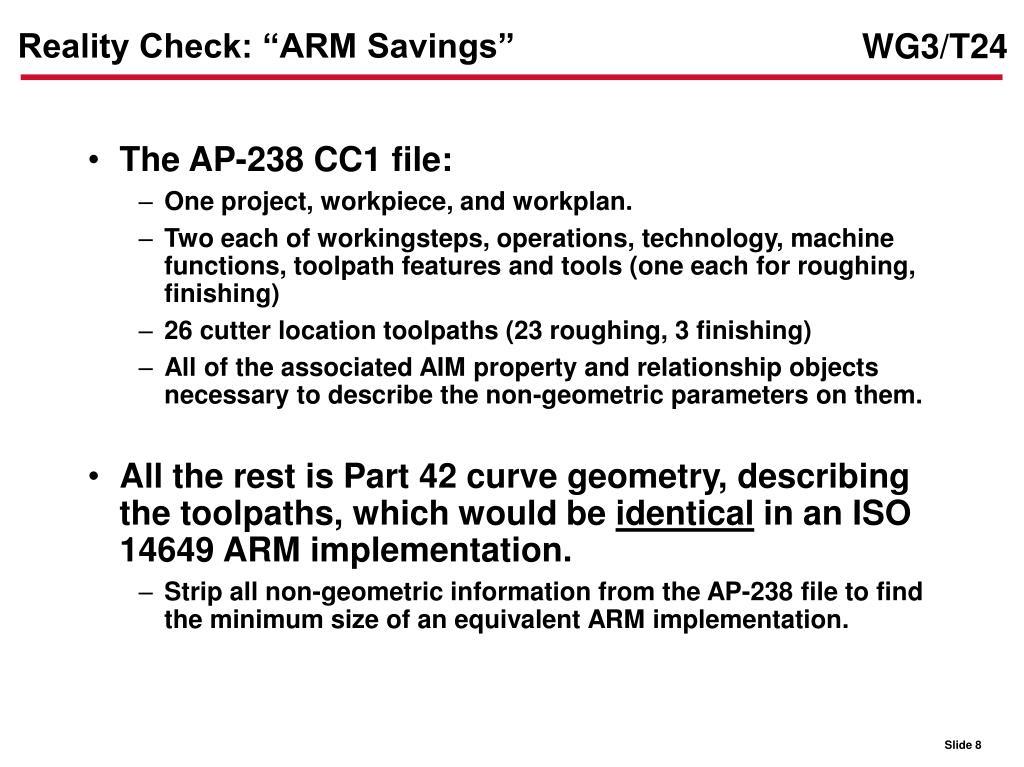 """Reality Check: """"ARM Savings"""""""