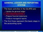 general ledger and reporting system11
