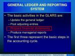 general ledger and reporting system19