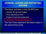 general ledger and reporting system25