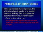 principles of graph design87