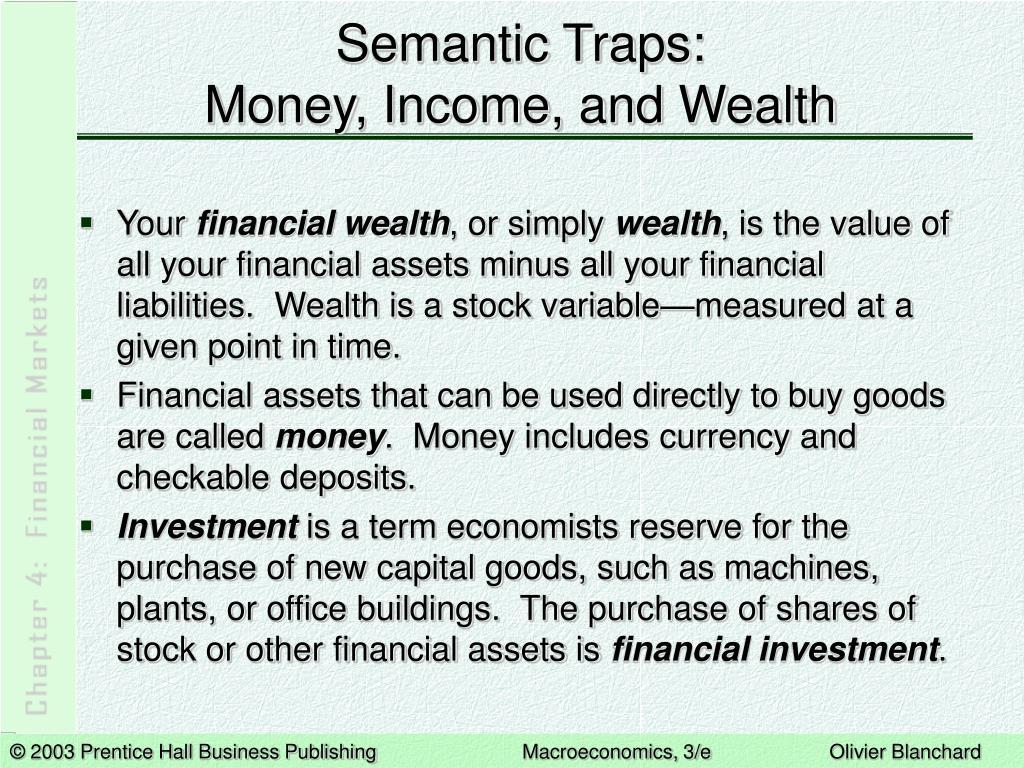 Semantic Traps: